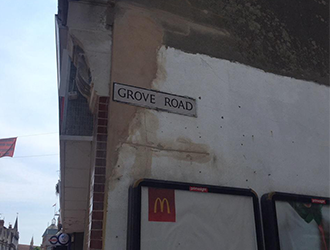 Grove Road, Eastbourne